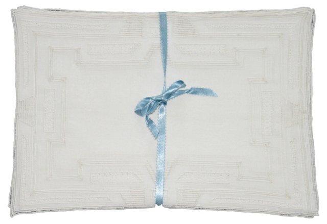 Linen Placemats, Set of 8