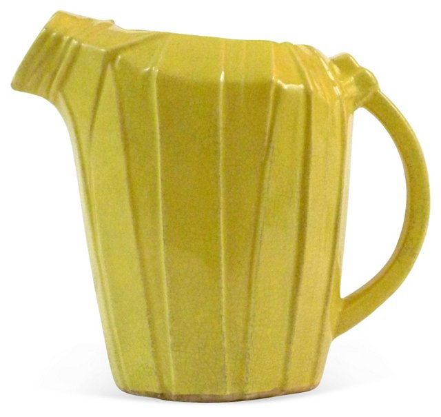 McCoy Bamboo-Style Pitcher