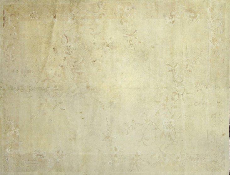 """Chinese Art Deco, 11'9"""" x 9'2"""""""