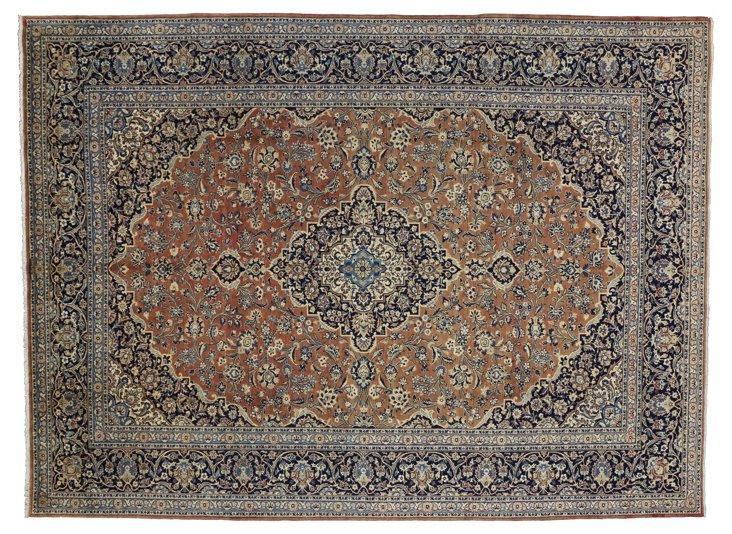 """Persian Kashan, 9'9"""" x 12'6"""""""