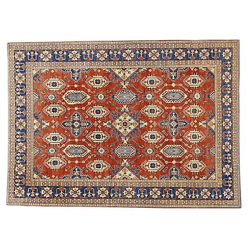 "Persian Shiraz Carpet, 11'9"" x 16'3"""