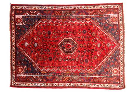 Persian Rug, 6'2