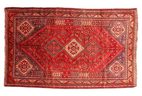 Persian Rug, 5'2