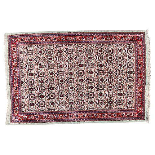 """Persian Rug, 4'7"""" x 6'8"""""""