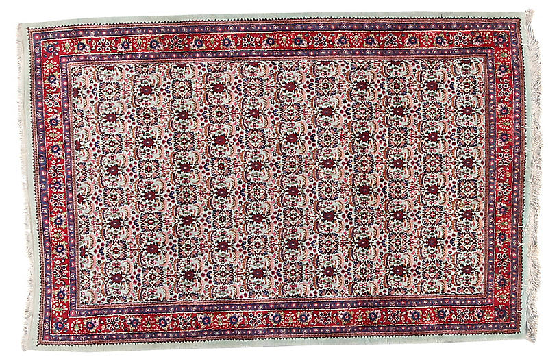 Persian Rug, 4'7