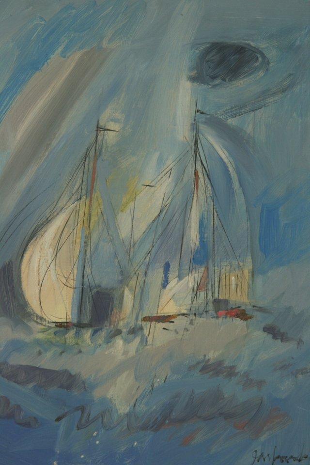 Sailing Swirl