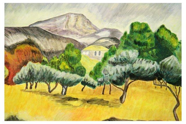 Provence Impressionism