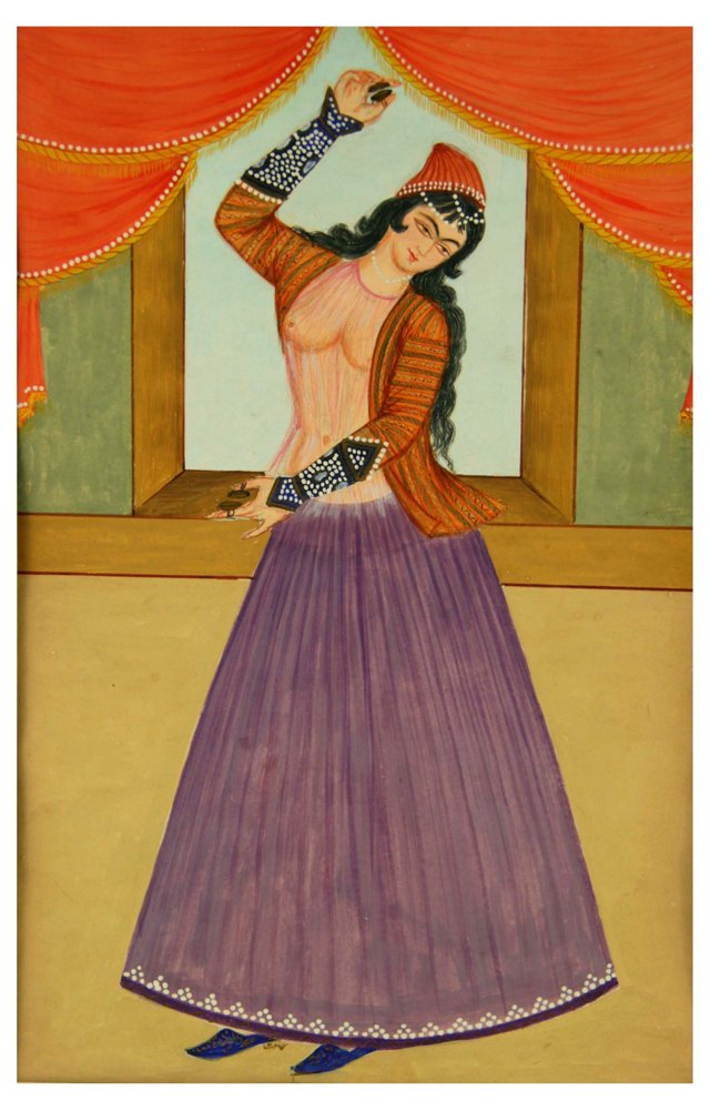 Mogul Dancer