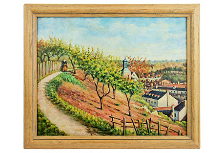 French Wine Country