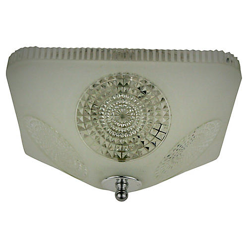 Square Flush Mount