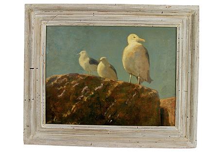 Seagulls by Franz