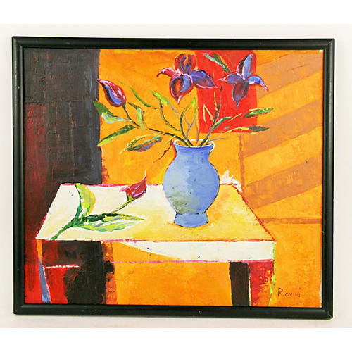 Vase Still Life