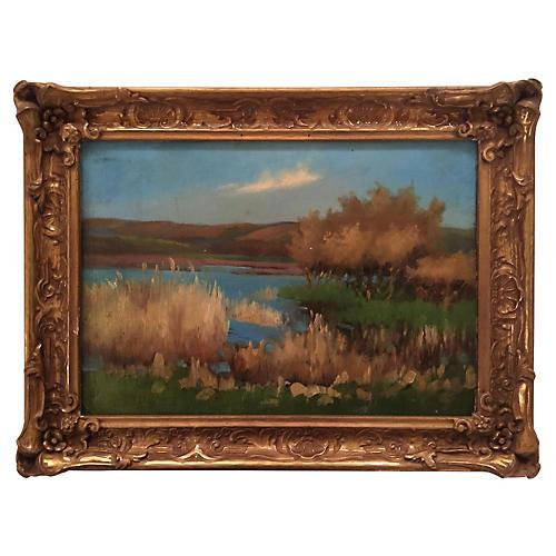 English Lake Scene