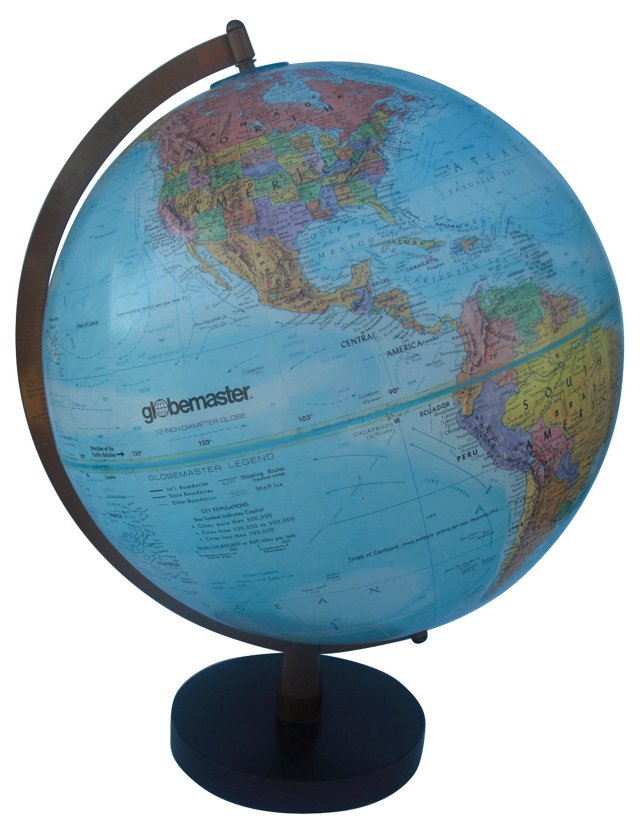 Globemaster Globe