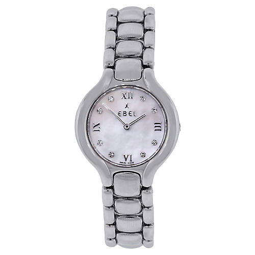 Ebel Beluga MOP Diamond Ladies Watch