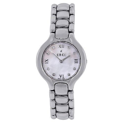 Ebel Beluga MOP Diamond Ladies Watch