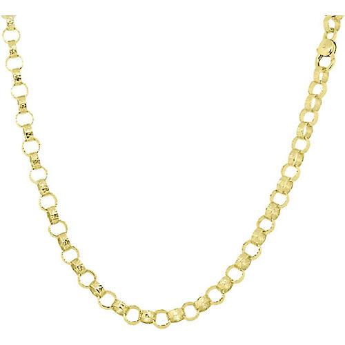 Torrini Firenze Gold Hammered Necklace