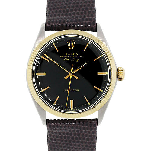 Rolex 5501 Air-King Precision Watch