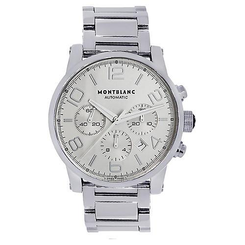 Mont Blanc Timewalker Chronograph Watch