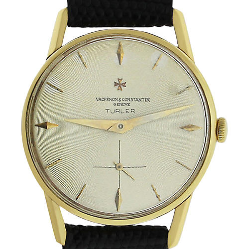 Vacheron Constantin Turler Mens Watch