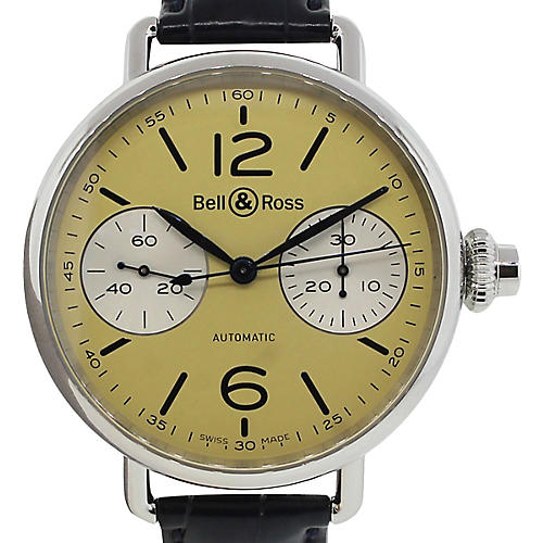 Bell & Ross Stainless Steel Watch