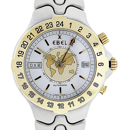 Ebel Sportwave Meridian Watch