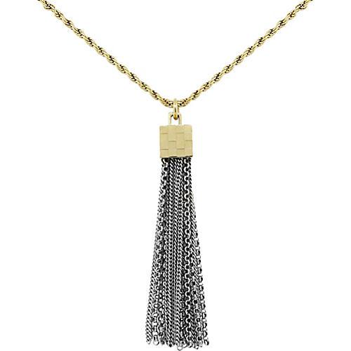 Louis Vuitton Damier Charlie Necklace