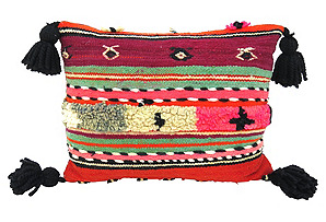Moroccan Pillow*