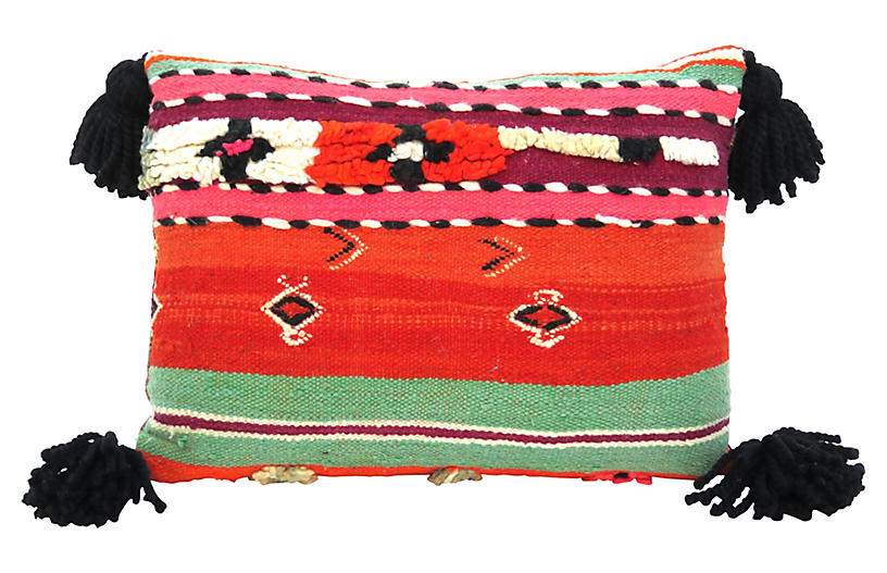 Berber Wool Pillow