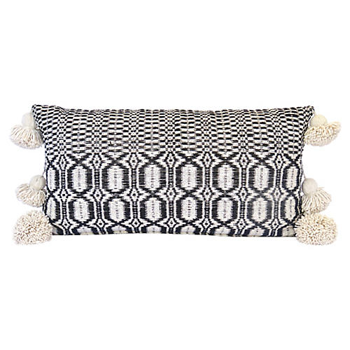 Moroccan Cotton Pillow
