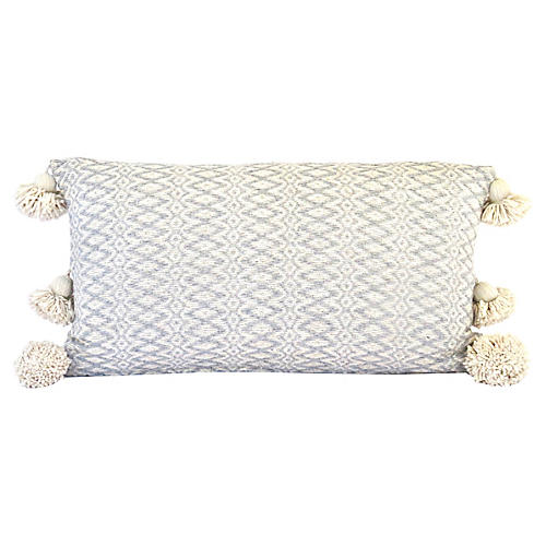 Cotton Moroccan Pillow