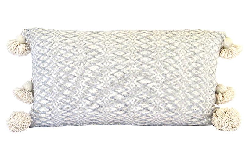Cotton Moroccan Pillow
