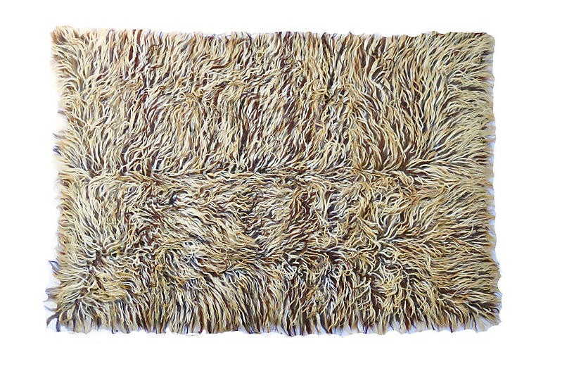 Russian Long Hair Rug