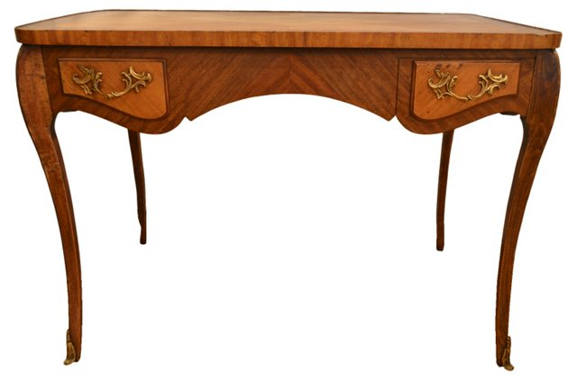 French Bureau-Plat/Game Table