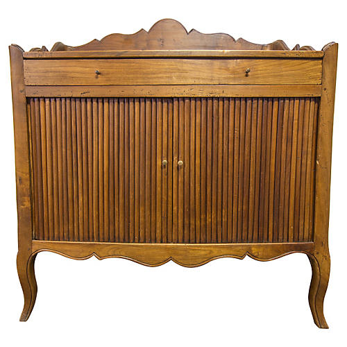 French Cherry Bar/Cupboard