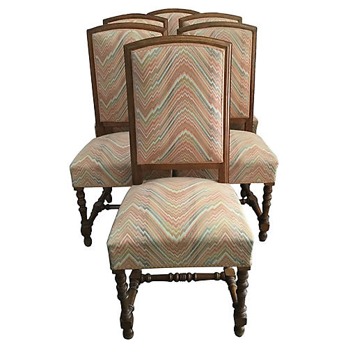 French Chairs, Set of 6