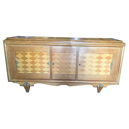 French Art Deco Credenza
