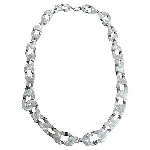 Chanel Archimede Seguso Necklace