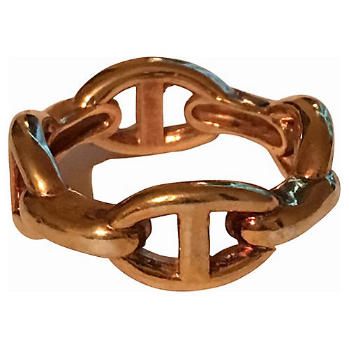 Puffy Mariner Link Ring