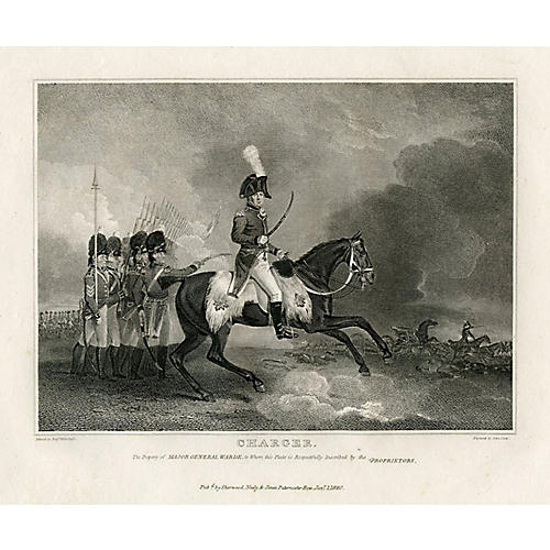 The Charger, 1826