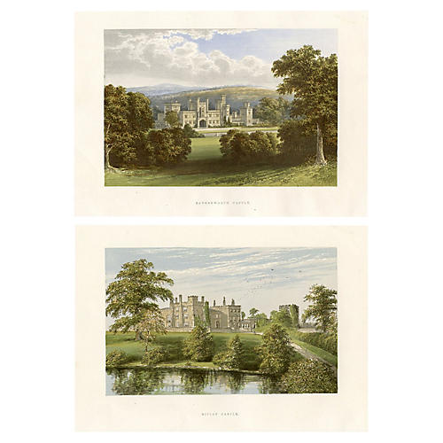 Castles of Yorkshire, Pair
