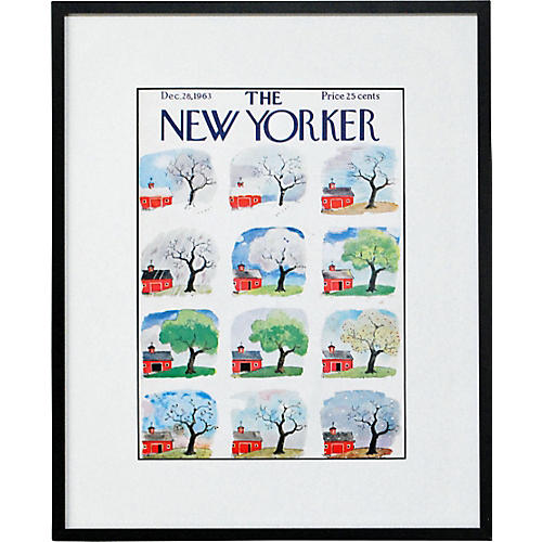 Seasons at The New Yorker, 1963