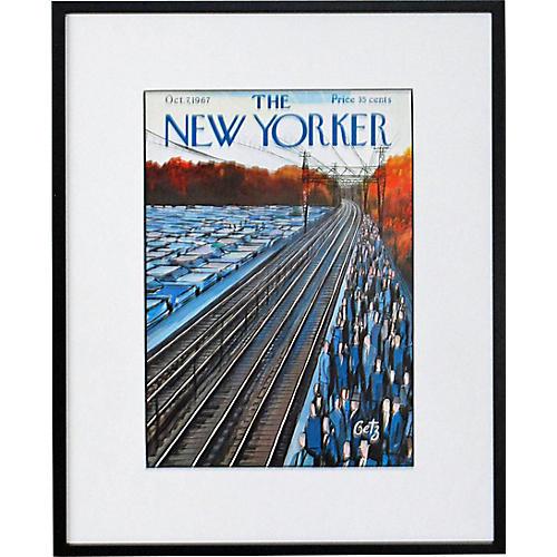 Morning Commute, 1967