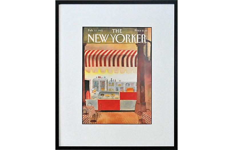 The Coffee Shop, 1985