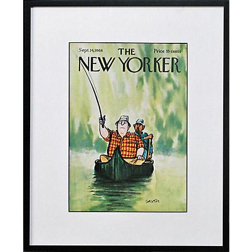 Lake Fishing, 1968