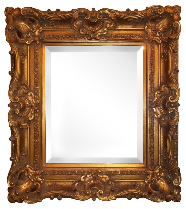 Gilded Mirror