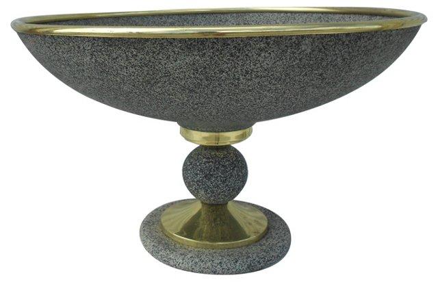 Italian Faux-Granite Compote