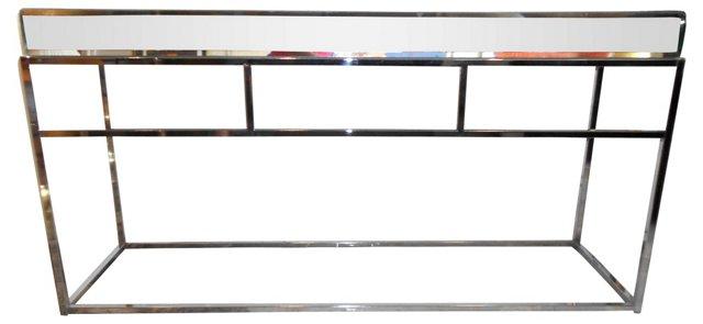 Mirror & Chrome   Console