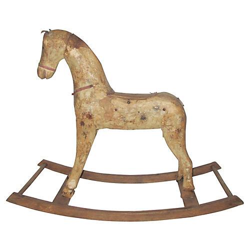 European Rocking Horse