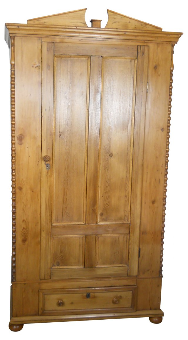19th-C. French Armoire